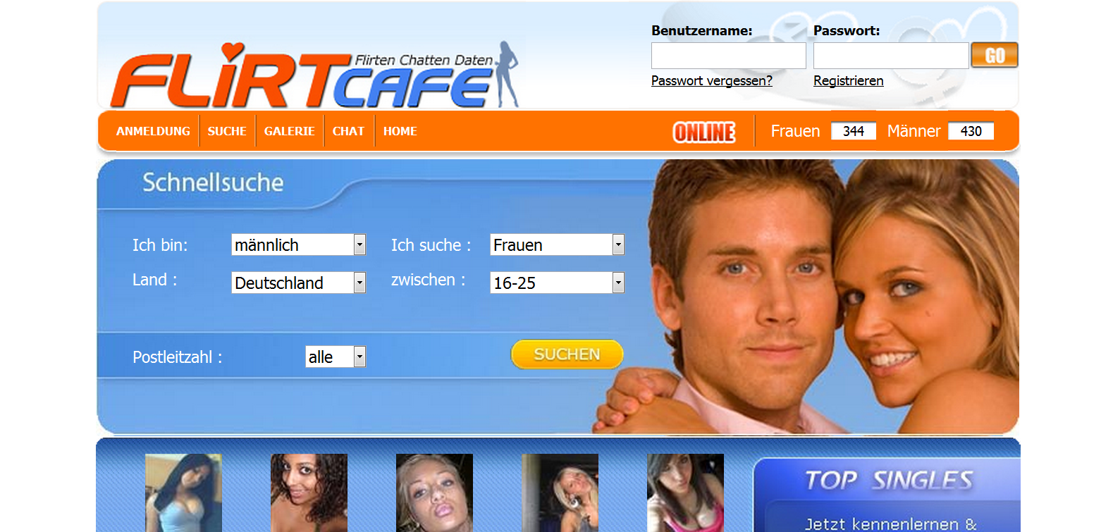 Beste internet-dating-chat-up-linien